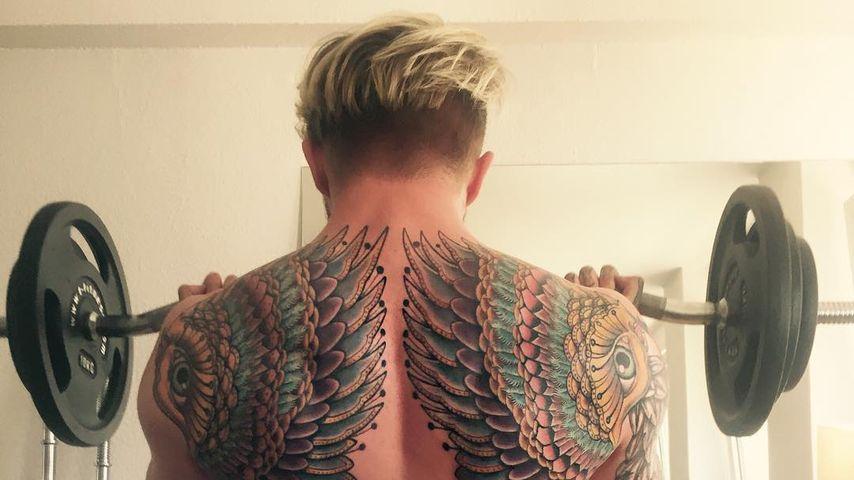 Mega-Body und Riesen-Tattoo: ApeCrime-Andre zeigt was er hat