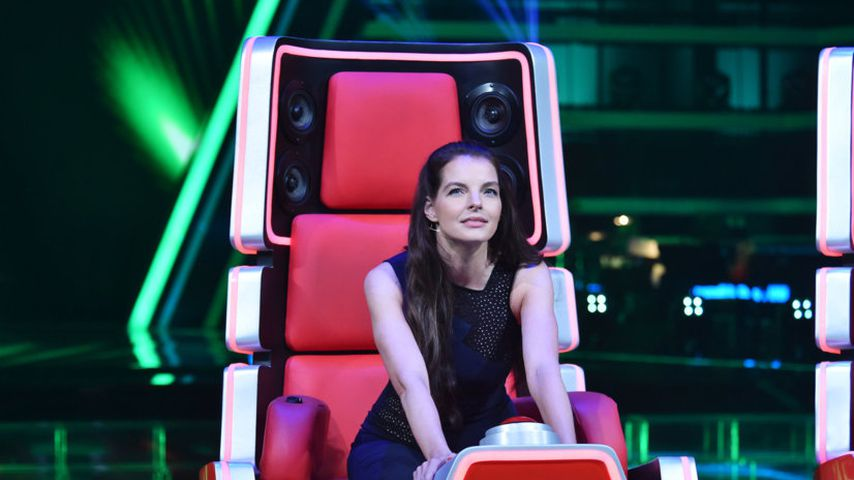 "Yvonne Catterfeld als ""The Voice of Germany""-Coach"