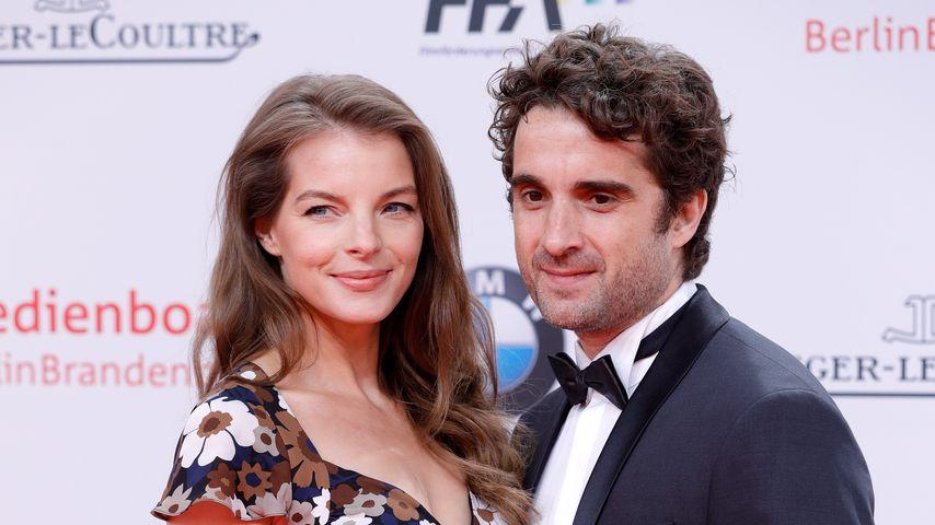 Yvonne Catterfeld und Oliver Wnuk bei der Lola-Verleihung 2017