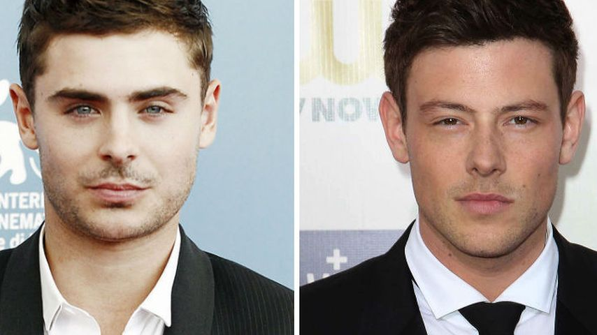 Große Sorge: Endet Zac Efron wie Cory Monteith?