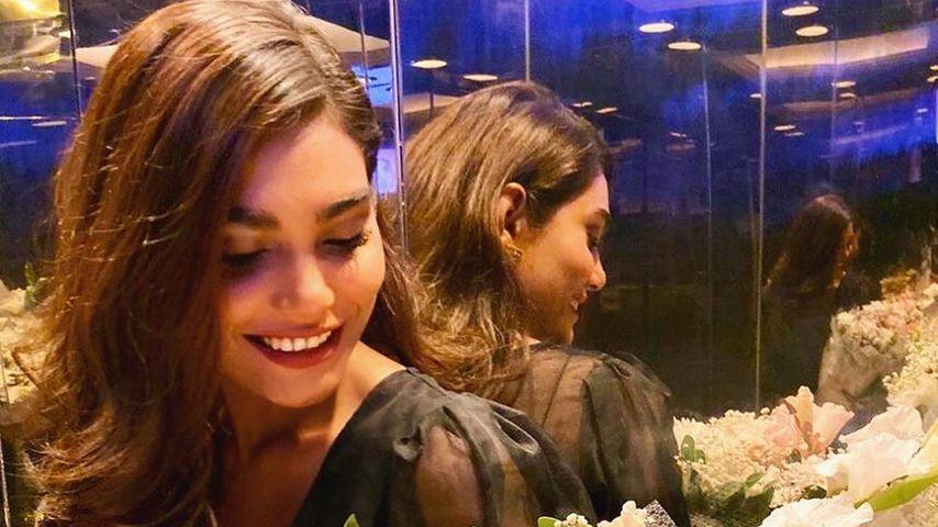 Zara Abid, Topmodel