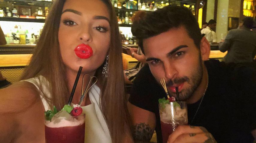 """Drei Tage nach Trennung von Zara: """"Love Island""""-Adam flirtet"""