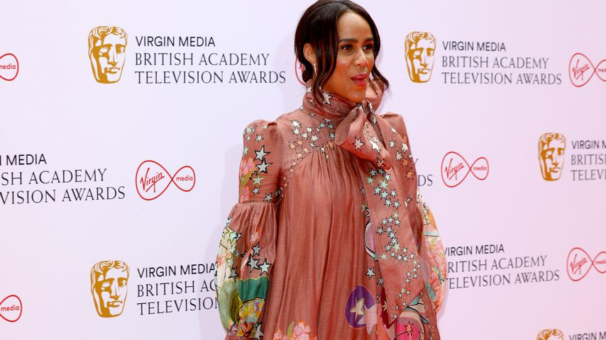 Zawe Ashton bei den BAFTA TV Awards, 2021