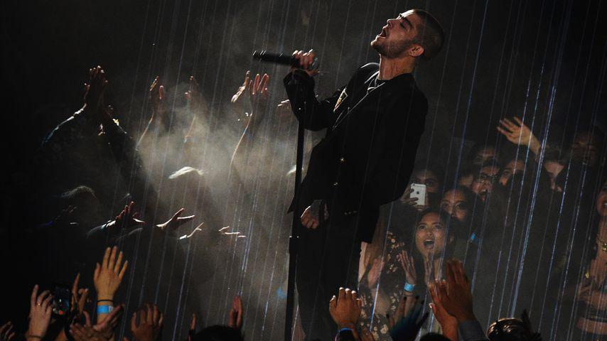 Zayn Malik bei den iHeartRadio Music Awards 2016 in Kalifornien