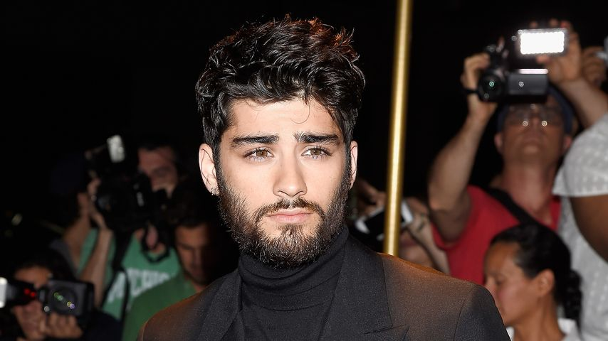 Zayn Malik bei der Fashion Week in New York