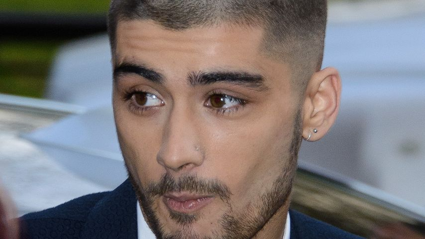Neues Leben, neuer Look: Zayn Malik jetzt mit Bad Boy-Frise