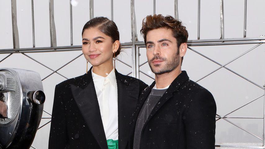 Zendaya und Zac Efron