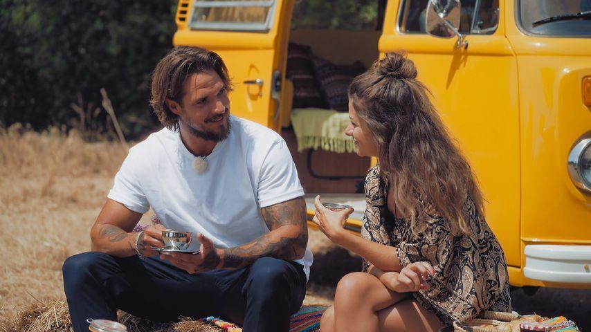 Zico und Maxime bei einem Bachelorette-Date