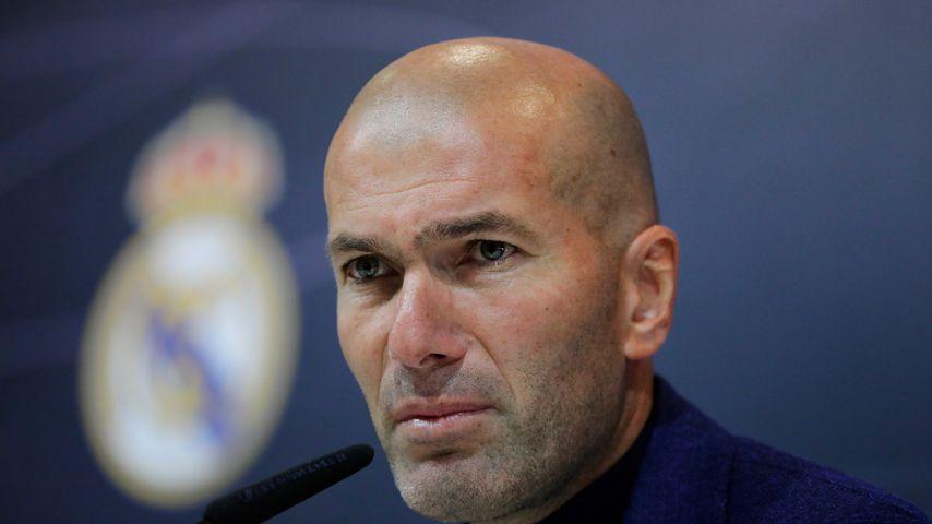 Zinedine Zidane in Trauer: Sein Bruder Farid ist gestorben