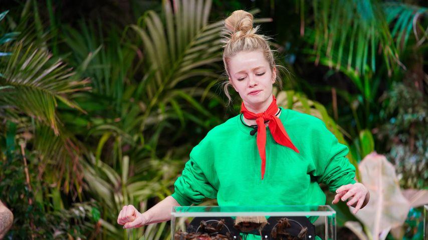 """Zoe Saip bei """"Ich bin ein Star – Die große Dschungelshow"""" 2021"""