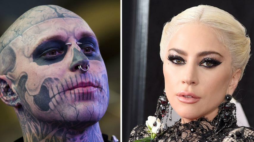 Lady Gaga trauert: Ihr guter Freund Zombie Boy beging Suizid