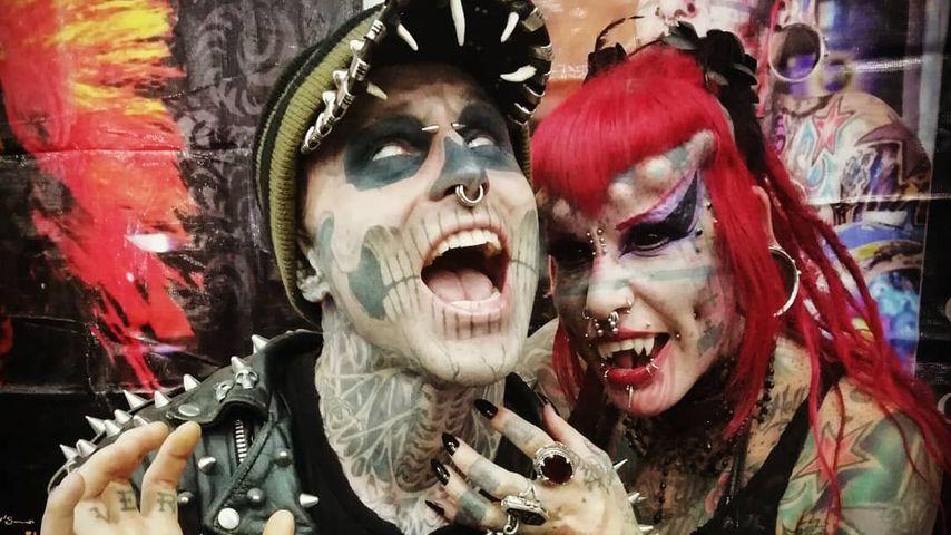 Zombie Boy und Vampire Woman in Mexiko