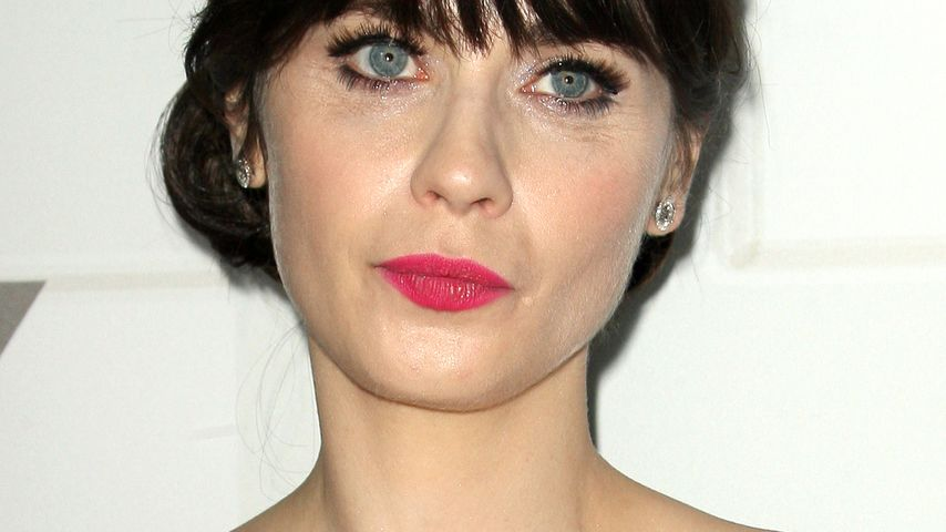 Zooey Deschanel: Im TV als Boston-Bomber betitelt!