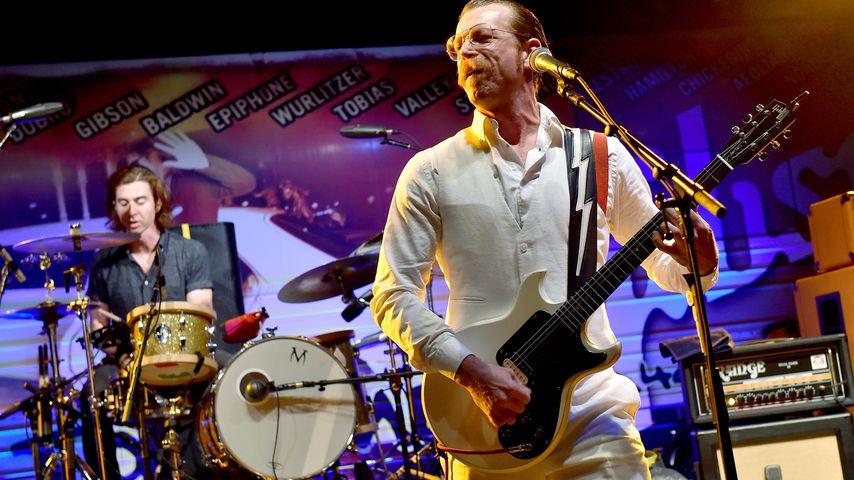 Eagles of Death Metal: Heute doch kein Auftritt in Paris!