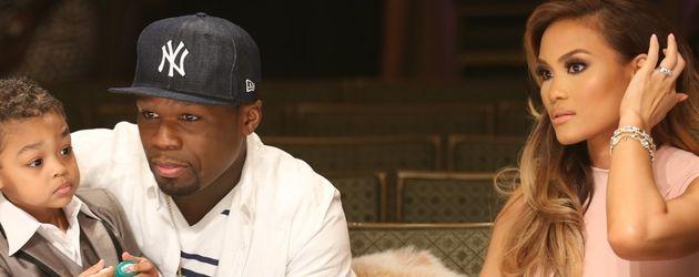 50 Cent, Daphne Joy und Sire Jackson