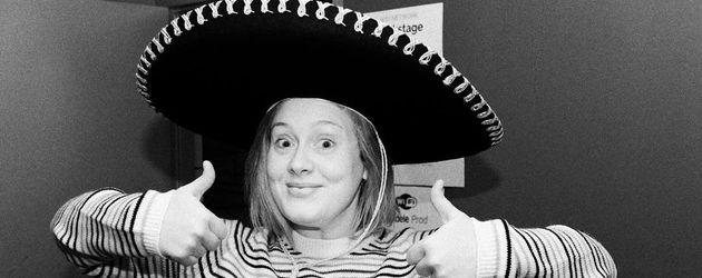 Adele Adkins beim Konzert in Mexiko