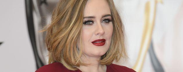 Adele Adkins bei den Brit Awards 2016