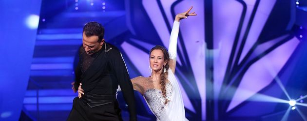 "Alessandra Meyer-Wölden bei ""Let's Dance"""