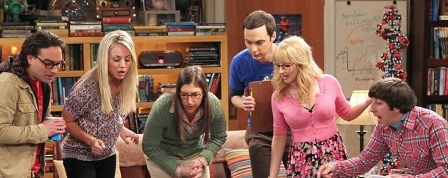 "Szene aus ""The Big Bang Theory"""