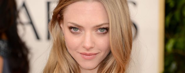 Amanda Seyfried bei den Golden Globe Awards