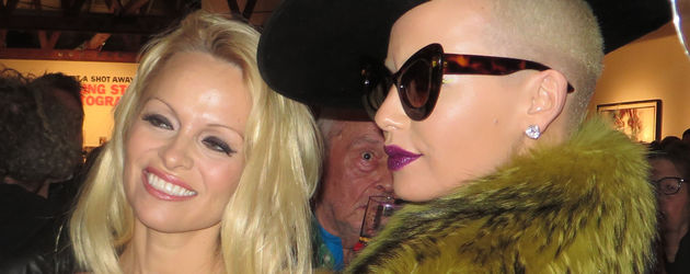 Amber Rose und Pamela Anderson