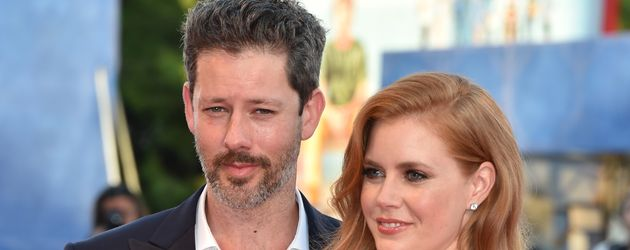Darren Le Gallo und Amy Adams