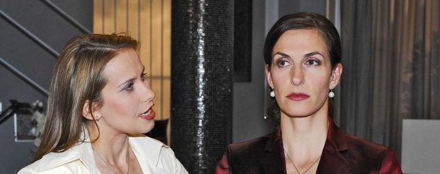 Ulrike Frank und Suzanne Kockat