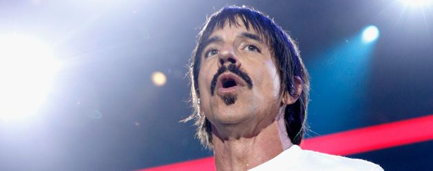 Anthony Kiedis beim Parker Institute for Cancer Immunotherapy Launch