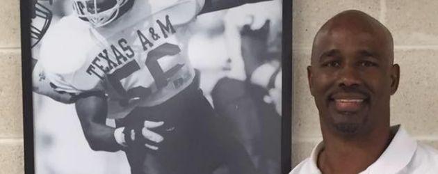 Antonio Armstrong war NFL-Profi