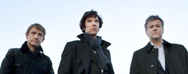 Neue Staffel Sherlock Holmes