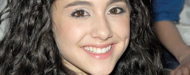 Ariana Grande im Jahr 2008