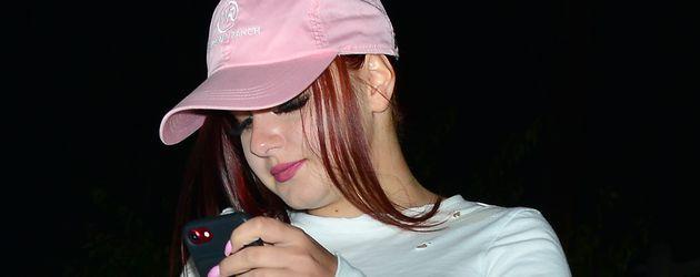 Ariel Winter mit ihrer neuen Haarfarbe