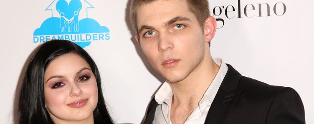 "Ariel Winter und Laurent Claude Gaudette bei der ""A Brighter Future For Children""-Gala in LA"