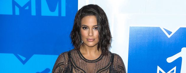 Model Ashley Graham bei den VMAs 2016