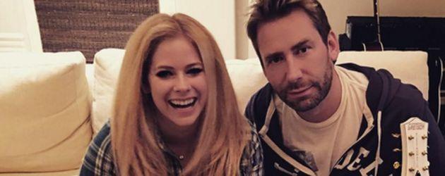 Avril Lavigne und ihr Exmann Chad Kroeger