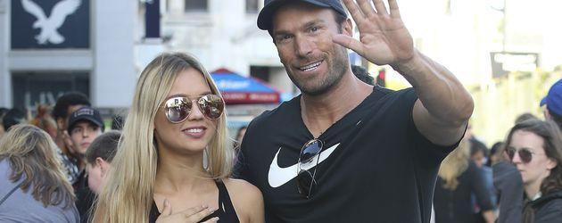 Bastian Yotta mit Freundin in Los Angeles