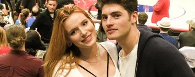 Bella Thorne und ihr Freund Gregg Sulkin