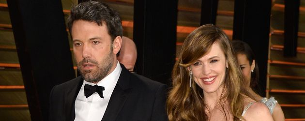 Ben Affleck und Jennifer Garner in Hollywood