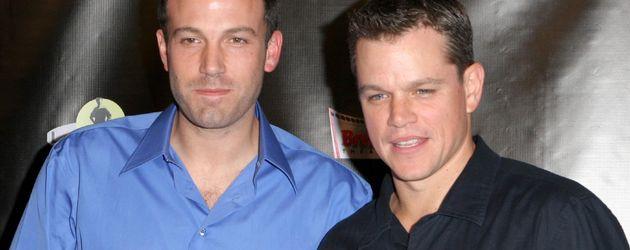 Ben Affleck und Matt Damon