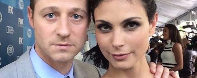 Morena Baccarin und Benjamin McKenzie