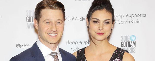 Benjamin McKenzie und Morena Baccarin bei den Gotham Independent Film Awards in New York 2016