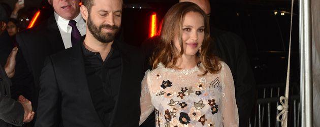 """Benjamin Millepied und Natalie Portman bei den """"26th Annual Gotham Independent Film Awards"""""""