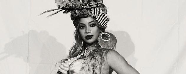 Beyonce zeigt ihren Babybauch bei ihrer Babyshower-Party in Los Angeles
