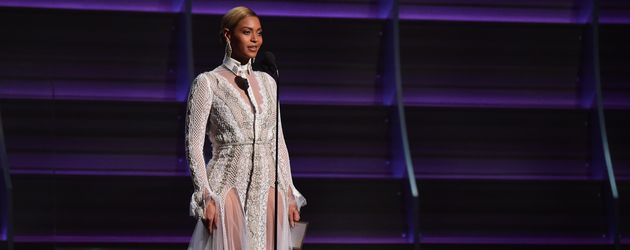 Beyonce bei den Grammy Awards 2016