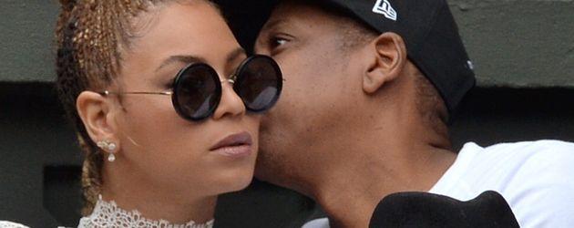 Beyoncé und Jay-Z beim Wimbledon 2016