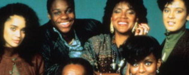 """Bill Cosby und Lisa Bonet von der """"Bill Cosby Show"""""""