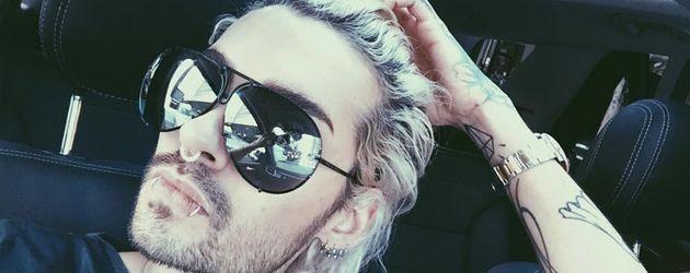 Bill Kaulitz auf dem Weg nach Mexico