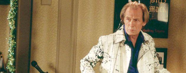 """Bill Nighy im Film """"Tatsächlich... Liebe"""""""