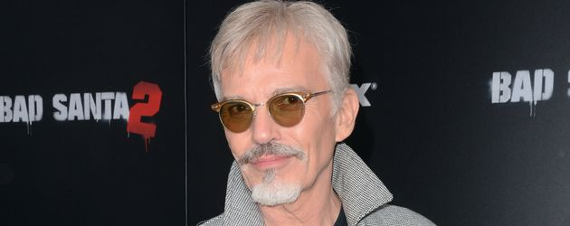 "Billy Bob Thornton präsentiert im November seinen Film ""Bad Santa 2"" in New York"