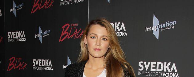 "Blake Lively bei der ""Paint It Black""-Premiere in New York"